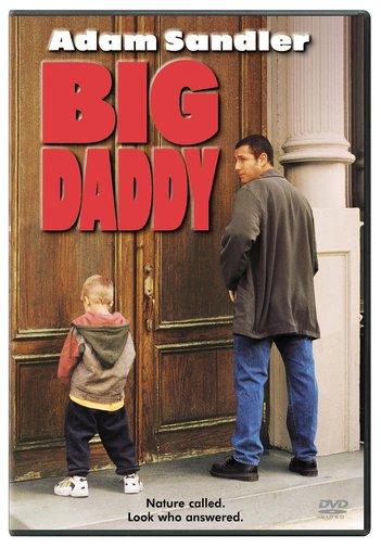 BIG DADDY BY SANDLER,ADAM (DVD)